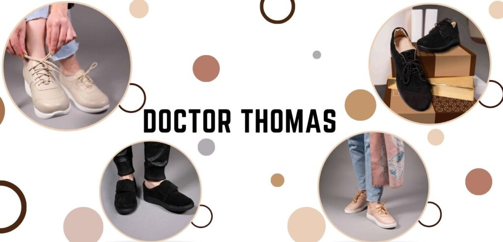 Новое поступление ортопедической обуви Doctor Thomas
